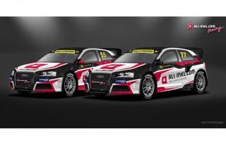 ミュニッヒ・モータースポーツがアウディ2台体制で世界RX参戦