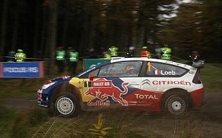 【速報】WRC第12戦ラリーGB デイ3 SS13
