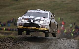 【速報】WRC第12戦ラリーGB デイ2 SS12