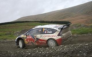【速報】WRC第12戦ラリーGB デイ2 SS11