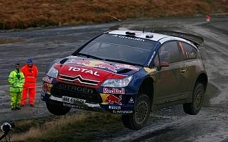 【速報】WRC第12戦ラリーGB デイ2 SS9