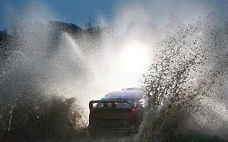 【速報】WRC第12戦ラリーGB デイ1 SS4