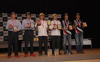 全日本ラリー第8戦ハイランドマスターズ JN4は勝田が優勝し、最終戦にタイトルの望みをつなぐ
