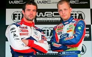 WRC最終戦はどうなる? 両雄が心境を語る