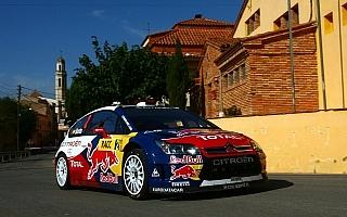 WRC第11戦スペイン デイ1:ソルド&ローブのシトロエン勢がリード。ヒルボネンは3位