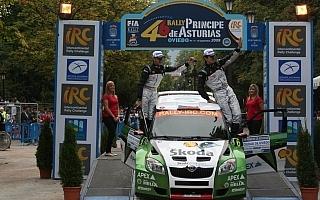 IRC第9戦ラリーアストリアス コペッキーが逆転優勝