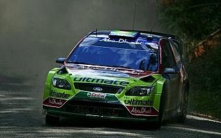 WRC第10戦オーストラリア:最新リザルト(シトロエンへのペナルティ加算)