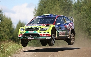 WRCオーストラリア開幕、ヒルボネン「もちろん勝ちを狙っていくさ」
