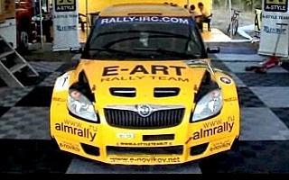 IRCバルムラリーの車検が動画で公開