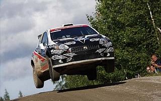 ライコネンのWRCデビュー戦、WRCドライバーたちが高く評価