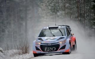 ヒュンダイ、WRCスウェーデンは今季初の3台体制