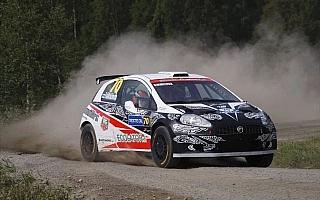 ライコネン、WRCデビュー初日のできに「満足」、デイ2クラス3番手走行中と順調