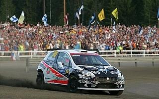ラリー・フィンランド デイ1:SS9終了時点でライコネンは総合17位、トップはヒルボネン