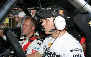 ラリー・フィンランド、ソルベルグがデイ1リタイア、ライコネンはクラス6番手を走行中