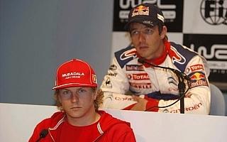 """""""ラリー最高!""""ライコネン、F1契約完了後の2011年にはWRC転向の可能性も"""