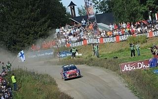 WRC第9戦ラリー・フィンランド プレビュー