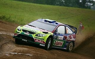 WRCポーランド:デイ1はヒルボネンが制す ローブはまたもリタイア