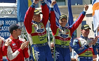 WRCアクロポリス:波乱のラウンドを制し、ヒルボンネンが今季初優勝