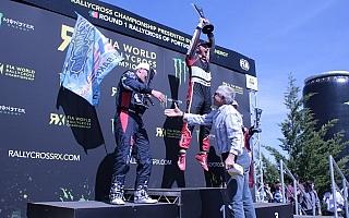 祝・世界RX開幕勝利!ペター・ソルベルグのNEVER GIVE UP!