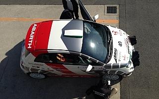 【たけぶぅの取材のウラ】ちょっとだけ、アバルト500ラリーR3Tの走り