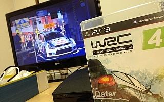 【たけぶぅの取材のウラ】進化した「WRC4」を遊ぶ!