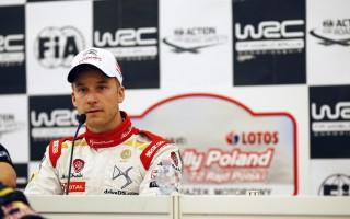 WRCポーランド:プレ会見「テストなしでの参戦は最大のチャレンジ」