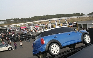 【編集部ブログ】MINI WRCのベースモデル、日本初公開!