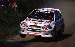 トヨタ、WRC復帰発表までカウントダウン