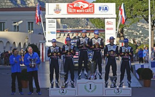 WRCモンテカルロ・ポスト会見「好バトルを打ち消してしまう残念な例」