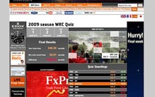 【編集部ブログ】WRC2009クイズ(英語版)に挑戦!