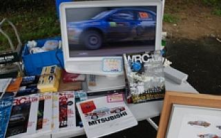 【編集部ブログ】久万高原ラリーにWRC PLUSブースが出現!