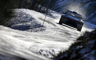 WRCモンテ:デイ3コメント「スリックでアグレッシブに」