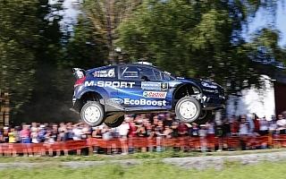 Mスポーツ、レイガーとテストでWRCフィンランド対策