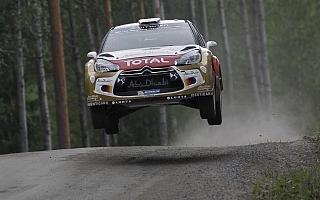 シトロエン、フィンランドのイベント前テストは4日間