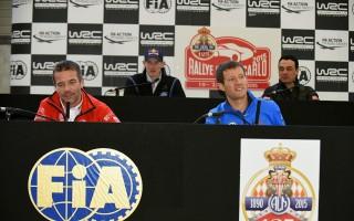 WRCモンテカルロ・プレ会見「僕とセブだけのバトルじゃない」