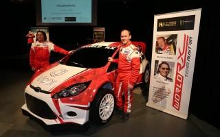 ストールがオーストリアチームで世界RX参戦