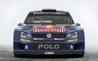 ポロR WRC、ニューカラーはなんと紺!