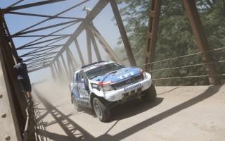 元WRCドライバーのビラグラ、ダカール初日で大幅遅れ