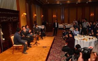 恒例の「新井敏弘ファンの集い2015」を1月10日に開催