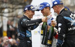 WRC英国:デイ3「今日だけは感傷的に」
