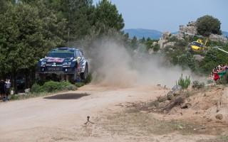 VW、ポロR WRCの最速記録をマークしたポーランドに出陣