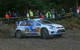 WRC英国:オジエ、盤石の強さで最終戦を飾る