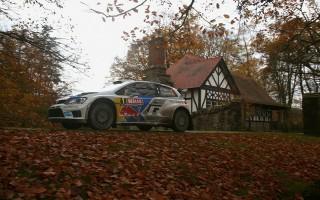WRC英国:ラトバラ脱落。ヒルボネン表彰台なるか