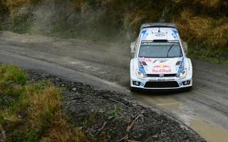 WRC英国:オジエとラトバラが6.6秒差の接戦