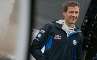 WRC英国:デイ1「ステアリングと戦っている」