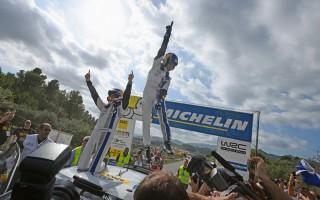 WRCスペイン:デイ4「天にも昇る心地」