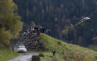 ERCスイス、ラッピ優勝でタイトル濃厚に