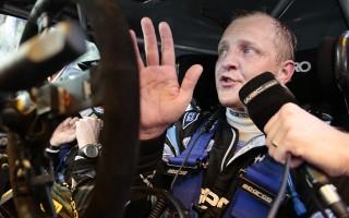 WRCスペイン:デイ3「明日はコントロールしていく」