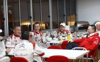WRCスペイン:WRCプレ会見「15人のドライバーと交渉中」