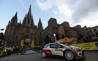 WRCスペイン:日本時間のアイテナリー